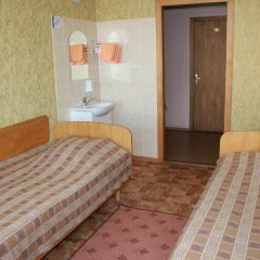 Гостиница Спутник Номер Бизнес с разными типами кроватей фото 3