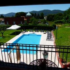Отель Albergo la Luna 3* Улучшенный номер фото 3