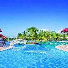 Отель Sokha Beach Resort 5* Номер Делюкс с различными типами кроватей фото 3
