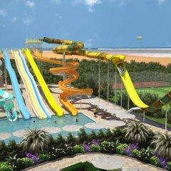 Sunmelia Beach Resort Hotel & Spa Турция, Чолакли - 3 отзыва об отеле, цены и фото номеров - забронировать отель Sunmelia Beach Resort Hotel & Spa - All Inclusive онлайн бассейн фото 2