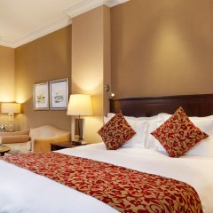 Corinthia Hotel Budapest 5* Номер Делюкс с двуспальной кроватью