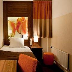 Eden Hotel Amsterdam 3* Номер Basic с различными типами кроватей фото 12