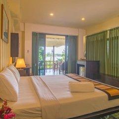 Отель Krabi City Seaview 3* Номер Делюкс фото 8