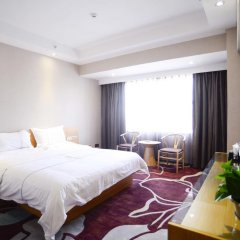 Отель Insail Hotels Railway Station Guangzhou 3* Номер Делюкс с двуспальной кроватью фото 17
