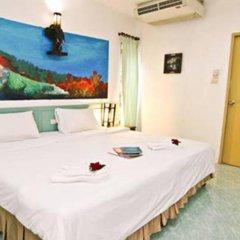 Отель Lanta Palace Resort And Beach Club 3* Бунгало с различными типами кроватей фото 10