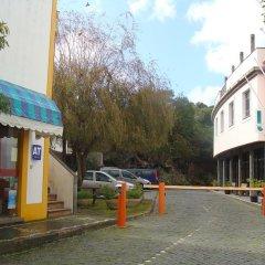 Отель Hospedaria Verdemar Апартаменты с различными типами кроватей фото 8