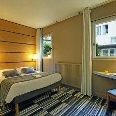 Отель Belambra City Hôtel Magendie 2* Стандартный номер с двуспальной кроватью фото 4