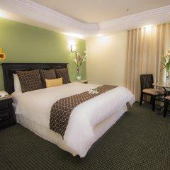 Hotel Ticuán 3* Стандартный номер с двуспальной кроватью