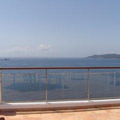 Отель Hostal Marblau пляж