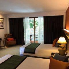 Отель Areca Resort & Spa 5* Номер Делюкс с двуспальной кроватью
