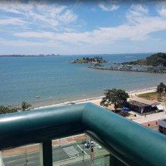 Отель Bourbon Vitoria Hotel (Residence) Бразилия, Витория - отзывы, цены и фото номеров - забронировать отель Bourbon Vitoria Hotel (Residence) онлайн балкон