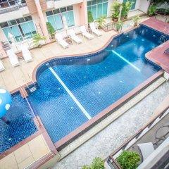 Отель Wonderful Pool house at Kata 3* Номер Делюкс разные типы кроватей фото 4