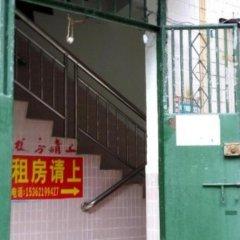 Отель Sanxiang Ping'an Inn парковка