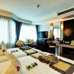 Jomtien Garden Hotel & Resort 4* Номер Делюкс с различными типами кроватей фото 41