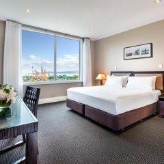 Отель Hilton Lake Taupo 5* Стандартный номер с различными типами кроватей фото 3