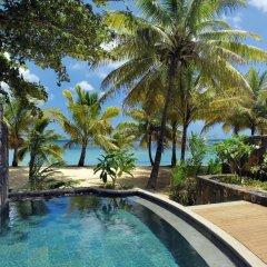 Отель Trou aux Biches Beachcomber Golf Resort & Spa 5* Люкс с различными типами кроватей фото 2