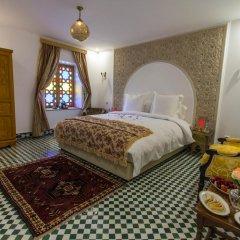Отель Riad Amor Марокко, Фес - отзывы, цены и фото номеров - забронировать отель Riad Amor онлайн комната для гостей
