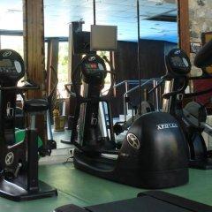 Otantik Club Hotel Турция, Бурса - отзывы, цены и фото номеров - забронировать отель Otantik Club Hotel онлайн фитнесс-зал фото 4