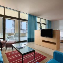 Kempinski Hotel Ishtar Dead Sea 5* Представительский люкс с различными типами кроватей фото 2