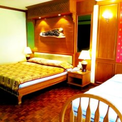 Отель Royal Ivory Sukhumvit Nana by Compass Hospitality 3* Номер Делюкс с различными типами кроватей фото 2