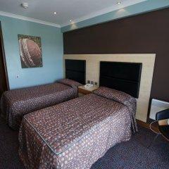 Отель Hilton Garden Inn Manchester Emirates Old Trafford 4* Стандартный номер с различными типами кроватей фото 3