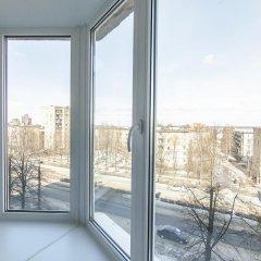 Гостиница Oktjabrski Prospect 7 балкон