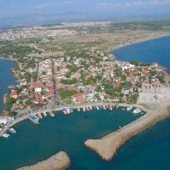 Sidemara Турция, Сиде - отзывы, цены и фото номеров - забронировать отель Sidemara онлайн пляж