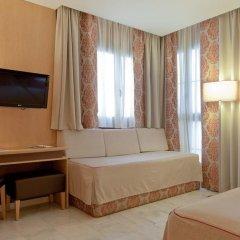 Отель Medinaceli 4* Стандартный номер с различными типами кроватей фото 20