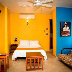 Отель Maya Vista Гондурас, Тела - отзывы, цены и фото номеров - забронировать отель Maya Vista онлайн комната для гостей фото 5