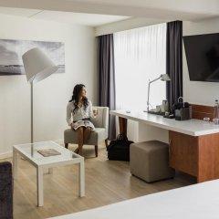 Отель Mercure Amsterdam West 4* Стандартный номер с различными типами кроватей фото 5