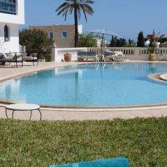 Отель Amphora Menzel Тунис, Мидун - отзывы, цены и фото номеров - забронировать отель Amphora Menzel онлайн спортивное сооружение