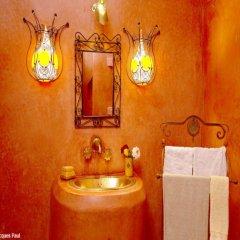 Отель Riad Les Cigognes Марокко, Марракеш - отзывы, цены и фото номеров - забронировать отель Riad Les Cigognes онлайн ванная