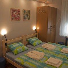 Spirit Hostel and Apartments Стандартный номер с различными типами кроватей фото 5