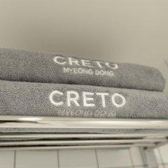 Отель Creto Hotel Myeongdong Южная Корея, Сеул - отзывы, цены и фото номеров - забронировать отель Creto Hotel Myeongdong онлайн интерьер отеля фото 3