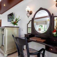 Отель Thavorn Beach Village Resort & Spa Phuket 4* Улучшенный номер разные типы кроватей фото 3