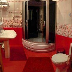Гостиница Пит Стоп ванная