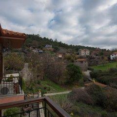 Отель Chorostasi Guest House Ситония балкон