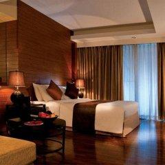 Отель FuramaXclusive Sathorn, Bangkok 4* Номер Делюкс с различными типами кроватей фото 9