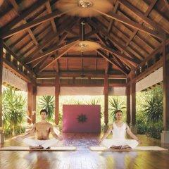 Отель Shanti Maurice Resort & Spa фитнесс-зал фото 2