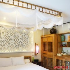 Vinh Hung Library Hotel 3* Номер Делюкс фото 9