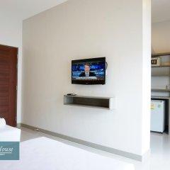 Отель Pensiri House 3* Улучшенный номер с 2 отдельными кроватями фото 6