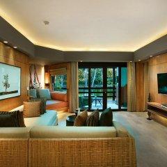 Отель Grand Hyatt Bali 5* Номер категории Премиум с различными типами кроватей фото 3