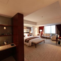Vision Hotel 4* Номер Делюкс с различными типами кроватей фото 2