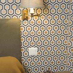 Hotel du Danube Saint Germain 3* Стандартный номер с различными типами кроватей фото 3