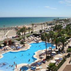 Отель Smy Costa del Sol 4* Стандартный номер с двуспальной кроватью