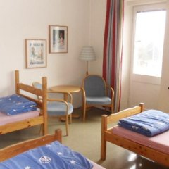 Отель Stf Hostel Malmo Eriksfalt Швеция, Мальме - отзывы, цены и фото номеров - забронировать отель Stf Hostel Malmo Eriksfalt онлайн комната для гостей фото 3