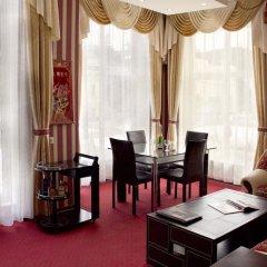 PAN Inter Hotel 4* Люкс Премиум с двуспальной кроватью фото 6