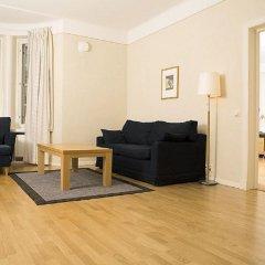 Отель Hellsten Helsinki Parliament 3* Улучшенная студия с разными типами кроватей