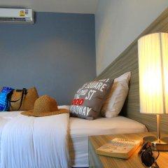 Отель The Fusion Resort 3* Улучшенный номер с двуспальной кроватью фото 8