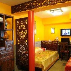 Beijing Double Happiness Hotel 3* Номер Делюкс с 2 отдельными кроватями фото 6